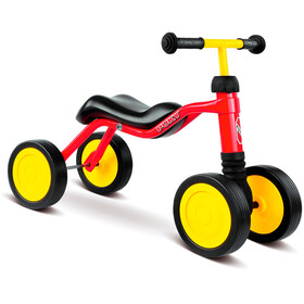 Puky Wutsch - Tricycle Enfant - rouge